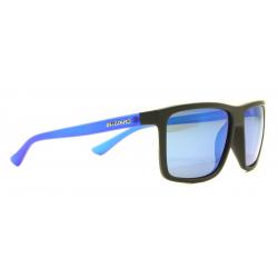 Športové okuliare BLIZZARD-POL801-137 rubber black, POL