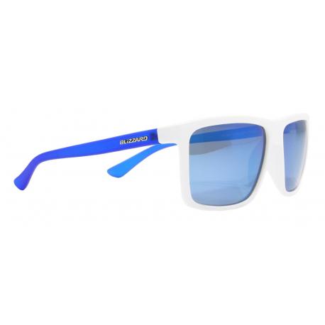 Športové okuliare BLIZZARD-POL801-237 rubber white, POL
