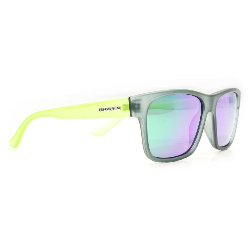 Športové okuliare BLIZZARD POL802-490 rubber black transparent ac0abc62d9f