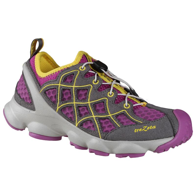 a9556f80cc24 Dámska turistická obuv nízka TREZETA-7D SNEAKY HYACINT -