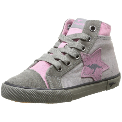 Juniorská rekreačná obuv KangaROOS-KANGAVULCT 2045 1522A