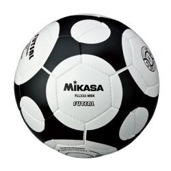 Futbalová halová lopta MIKASA FLL555-WBK veľ. 4 INDOOR