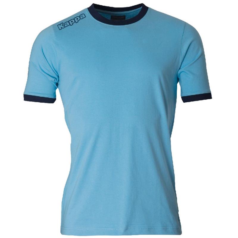 Pánske tréningové tričko s krátkym rukáv KAPPA-RIB G29 ROYAL - 89eebba367a