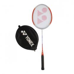 Badmintonová raketa pre začiatočníkov YONEX GR340-ORANGE 115gr.
