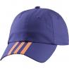 ADIDAS-Climalite 3 Stripes Kids Hat BLUE  SP15