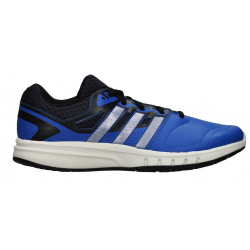 ADIDAS-Galaxy Trainer Blue/Black/Silver