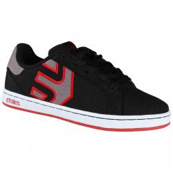 Juniorská vychádzková obuv ETNIES-KIDS FADER LS/black