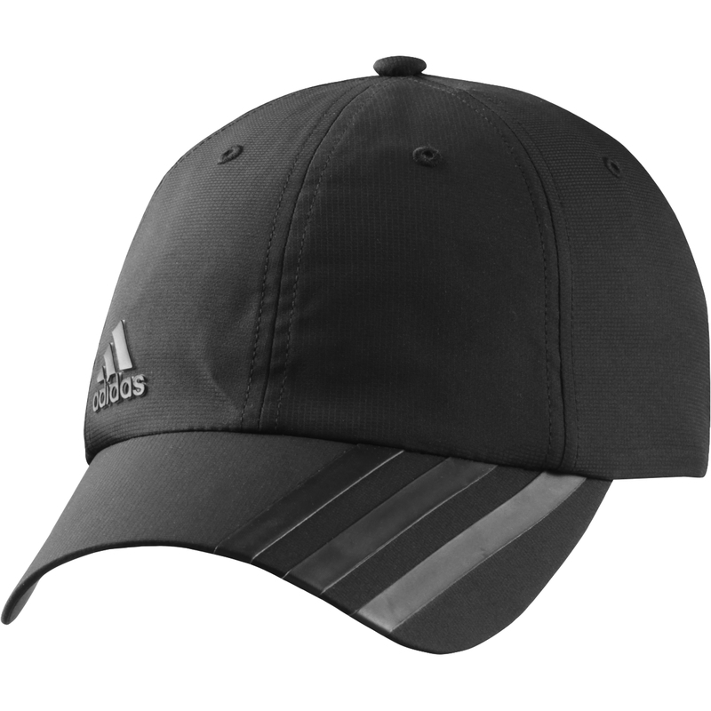 5c88283324d ... coupon for iltovka adidas climalite 3 stripes off centered hat black  sp15 4a366 3ee21