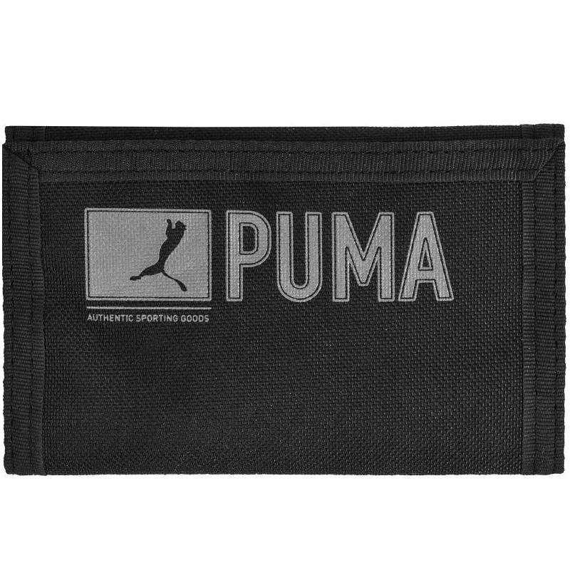1b19881589f1e PUMA-Pioneer Wallet black   EXIsport Eshop
