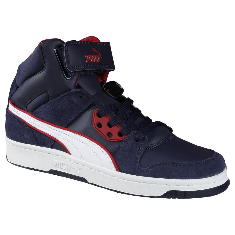 Rekreačná obuv PUMA-Rebound Street SD - Pánska obuv značky Puma v modernom  dizajne. 521749ebfe1