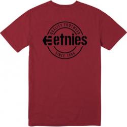 Tričko s krátkym rukávom ETNIES-PARK LOCK UP
