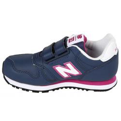 NEW BALANCE-KV373BCY-Dark Blue-Pink