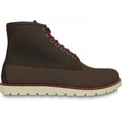Zimná obuv stredná CROCS-Crocs Cobbler 2.0 Boot M Mgy/Stu
