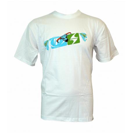Pánske tréningové tričko s krátkym rukávom BLIZZARD-T-SHIRT