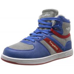 Juniorská rekreačná obuv KangaROOS-Kanga Stuu 2013 blue gray
