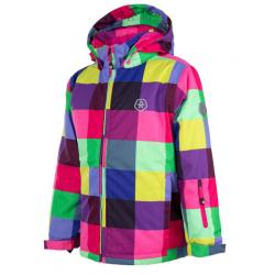 COLOR KIDS-Salto ski jacket pink