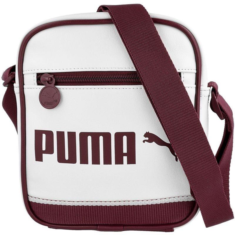 5dd849c629 Malá taška cez rameno PUMA-Campus Portable whisper white-cabernet -