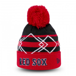 72b9577ec Juniorská zimná čiapka NEW ERA-HO15 KNIT CUFF TEAM HEX CUFF BOSTON RED SOX