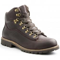 Pánska zimná obuv vysoká KODIAK-BROMONT BRN LUG O/S EURO HIKER