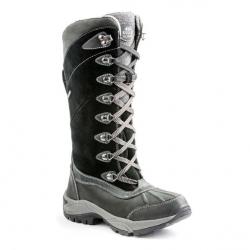 Dámska zimná obuv vysoká KODIAK-REBECCA TALL BLK WP THIN.INSL