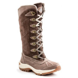 KODIAK-REBECCA TALL BRN WP THIN.BOOT