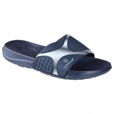 Pánska obuv k bazénu (plážová obuv) LANCAST-Pool blue