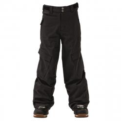 Chlapčenské lyžiarske nohavice REHALL-Yep-jr. grey