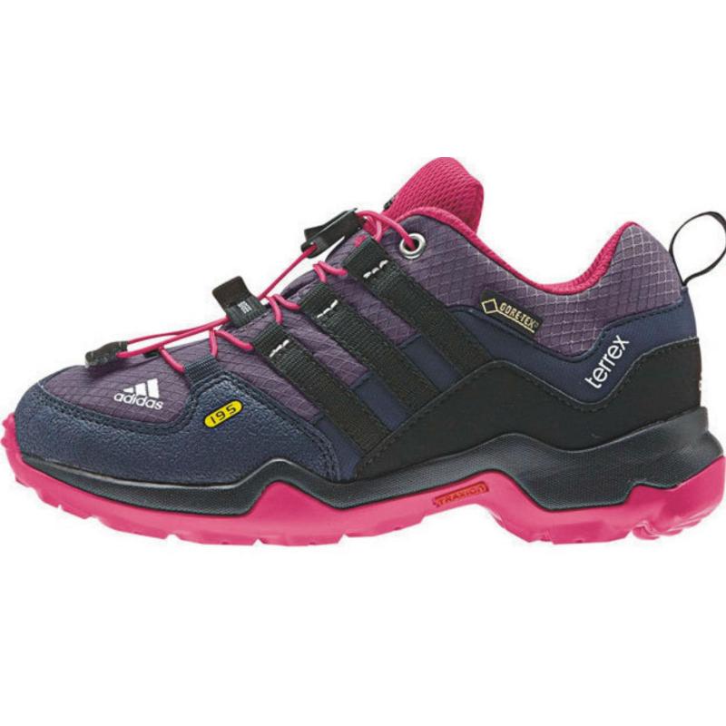 64606d50f Turistická obuv nízka ADIDAS-TERREX GTX ASHPUR/CBLACK/BOPINK -