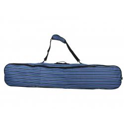Snowboardová taška KEEN obal na snowboard - modry pruhy