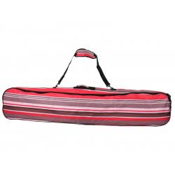 Snowboardová taška KEEN obal na snowboard - cerveny pruhy
