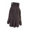 HEAT HOLDERS-Pánske rukavice hnedá