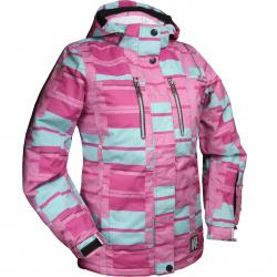 Detská lyžiarska bunda AUTHORITY-KELLY pink