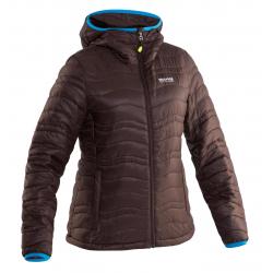 Dámska lyžiarska bunda 8848 ALTITUDE Pachira ws down liner brown