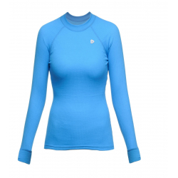 Termo tričko s dlhým rukávom THERMOWAVE-Womens Long sleeve shirt blue