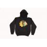 MAJESTIC-CHICAGO BLACKHAWKS NING hoody black
