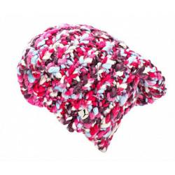 Dámska zimná čiapka PUMA-Womens Colour Knit Beanie POTENT PURPLE FA 15