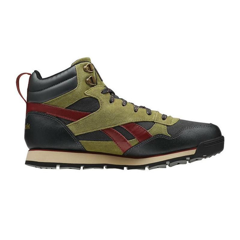 d6769b0069b Pánska rekreačná obuv REEBOK-REEBOK ROYAL HIKER GRVL WRMOLV RED OATM -