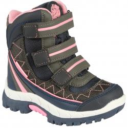 Dievčenská zimná obuv vysoká AUTHORITY-MALONA