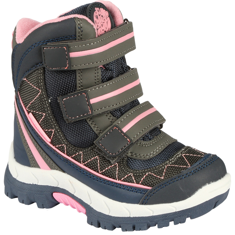 4ae9e8d77d2d Dievčenská zimná obuv vysoká AUTHORITY-MALONA - Detská dievčenská obuv  značky Authority.
