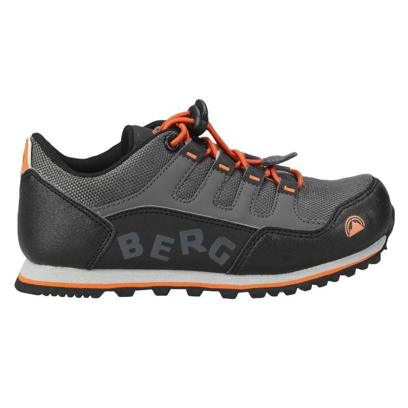 cf914282dfb7 Juniorská turistická obuv nízka BERG OUTDOOR-BONOBO JR GR OD GREY -
