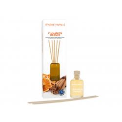 SWEETHOME Pomaranč-Škorica vonné tyčinky, 50ml