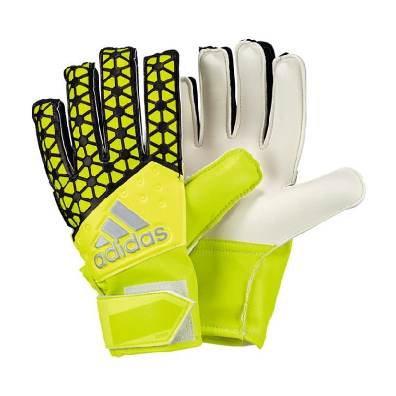 1a9145c9a Futbalové brankárske rukavice ADIDAS-ACE TRAINING FA15 YELLOW/BLACK -