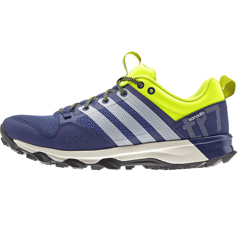 the best attitude 0a00a 4187e Trailová obuv ADIDAS-Kanadia 7 tr m MIDIND CWHITE SYELLO -
