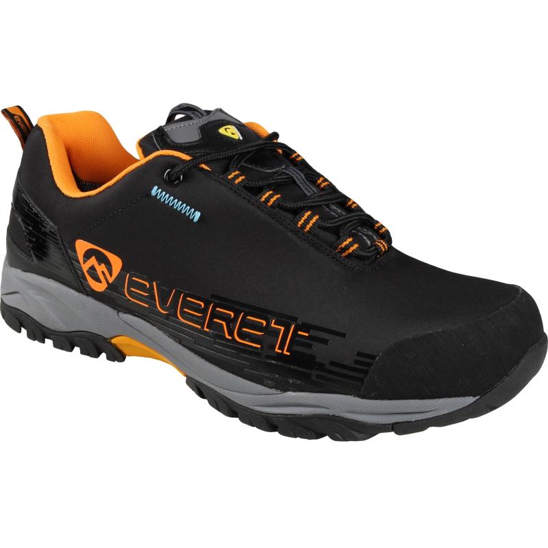 86e101481ee Pánska turistická obuv nízka EVERETT-Lurean -