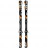 BLIZZARD Power RX 510 Ti IQ, black/orange, 160 cm, 14/15