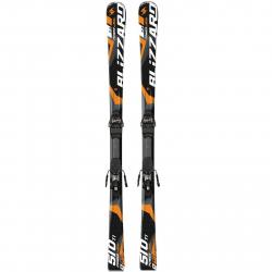 BLIZZARD  Power RX 510 Ti IQ, black/orange, 167 cm, 14/15