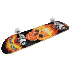 Skateboard TRULY DEVIL TOP 31x8, 65kg TRL