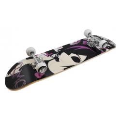 Skateboard TRULY EMO TOP 31x8, 65kg TRL