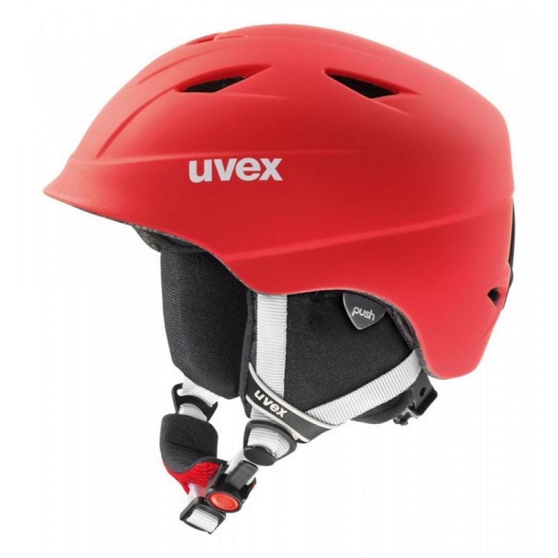 Detská lyžiarska prilba UVEX-AIRWING 2 PRO af6ab2c2620