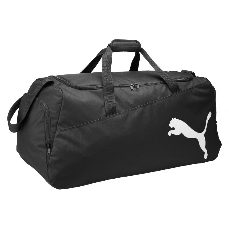 Cestovná taška PUMA-Pro Training Large Bag black-black-white - 10b2d16ec0